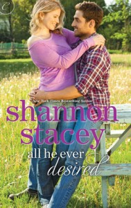 Review: All He Ever Desired (The Kowalskis #5) – Shannon Stacey