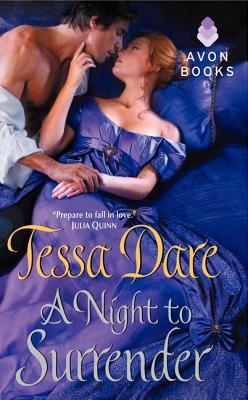 Review: A Night to Surrender (Spindle Cove #1) – Tessa Dare