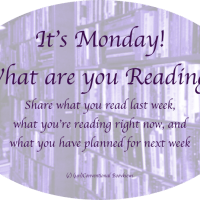 It's Monday! What Are You Reading? #23