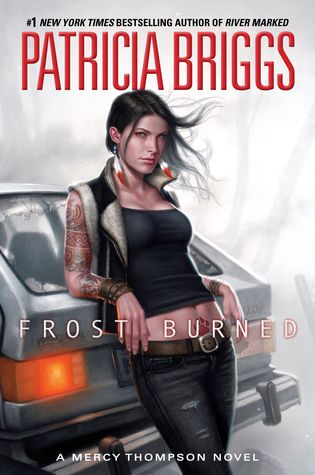 Review: Frost Burned (Mercy Thompson #7) – Patricia Briggs