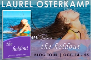 Blogtour, Giveaway and Review: The Holdout - Laurel Osterkamp