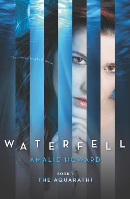 Review: Waterfell (The Aquarathi #1) – Amalie Howard