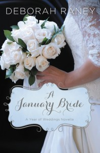 Review: A January Bride (A Year of Weddings #2) – Deborah Raney