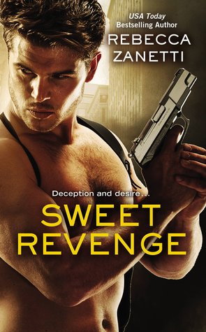 #COYER Review: Sweet Revenge (Sin Brothers #2) – Rebecca Zanetti