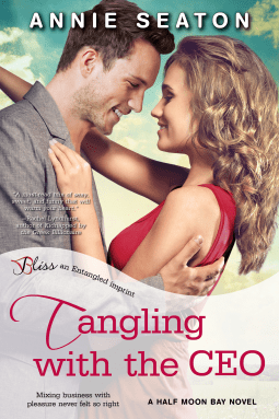 Tangling with the CEO – Annie Seaton