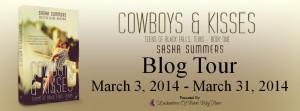Blogtour Review: Cowboys and Kisses (Teens of Black Falls, Texas #1) - Sasha Summers