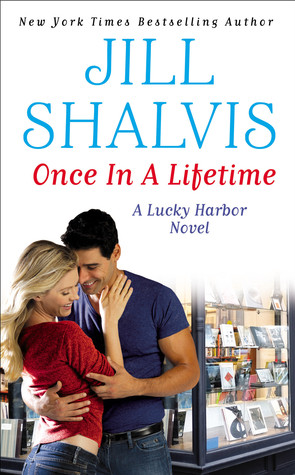 #COYER Review: Once in a Lifetime (Lucky Harbor #9) – Jill Shalvis