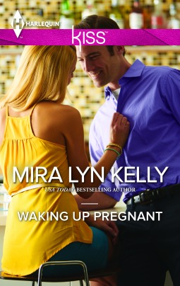 #COYER Reveiw: Waking Up Pregnant – Mira Lyn Kelly