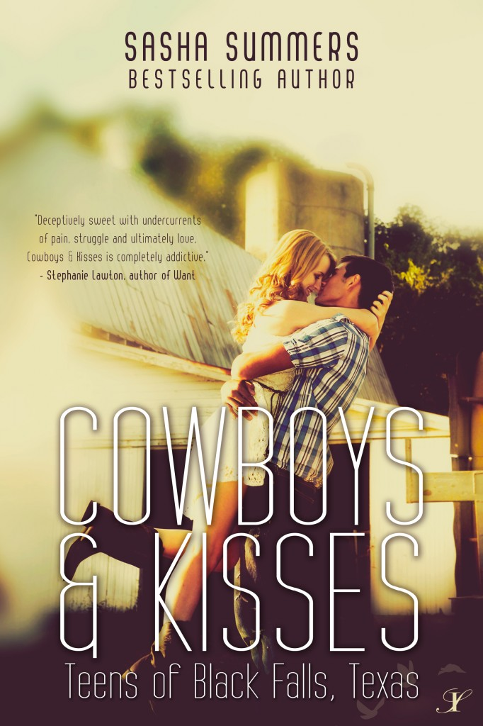 Blogtour Review: Cowboys and Kisses (Teens of Black Falls, Texas #1) – Sasha Summers