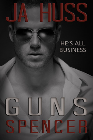 Giveaway, Blogtour and Review: GUNS: The Spencer Book (Rook and Ronin spinoff) – J.A. Huss
