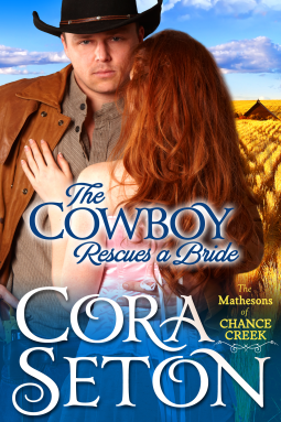 Review: The Cowboy Rescues a Bride – Cora Seton