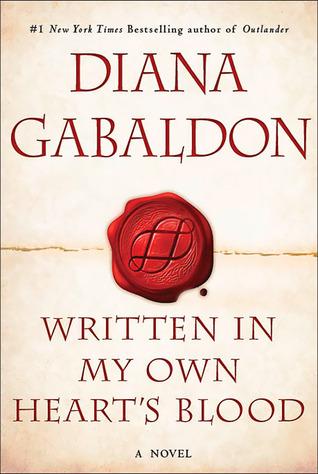 Review: Written in my Own Heart's Blood – Diana Gabaldon