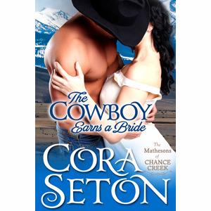 Review: The Cowboy Earns a Bride – Cora Seton