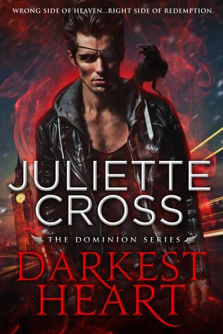 Release Day Review ~ Darkest Heart ~ Juliette Cross (@Juliette__Cross) #2018NewRelease #COYER