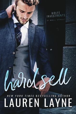 New Release Review ~ Hard Sell ~ Lauren Layne #2018NewRelease