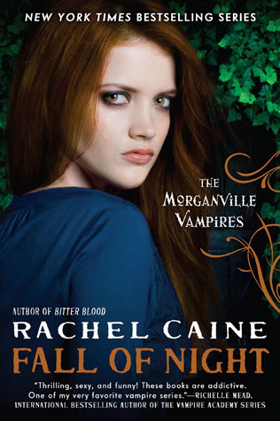 Review: Fall of Night (The Morganville Vampires #14) – Rachel Caine