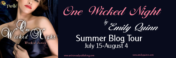 One Wicked Night BT - (un)Conventional Bookviews