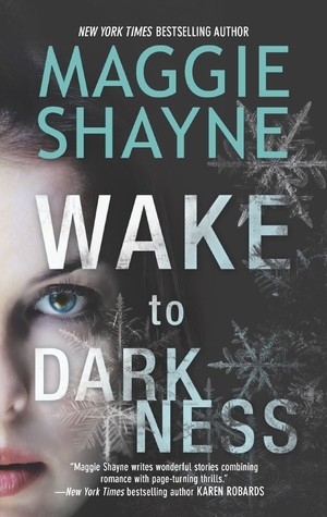 #COYER Review: Wake to Darkness (Brown and De Luca #2) – Maggie Shayne