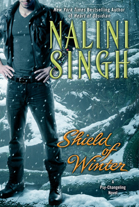 Review: Shield of Winter – Nalini Singh