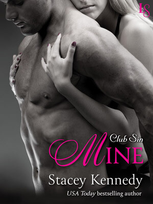 Review: Mine – Stacey Kennedy