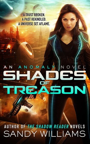 Blogtour Review: Shades of Treason – Sandy Williams