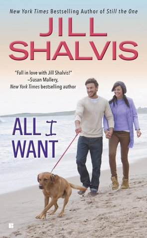 Review: All I Want – Jill Shalvis