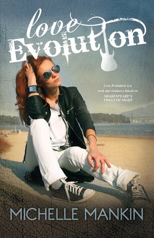 Review: Love Evolution – Michelle Mankin