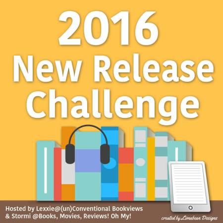 New Release Challenge 2016 - (un)Conventional Bookviews