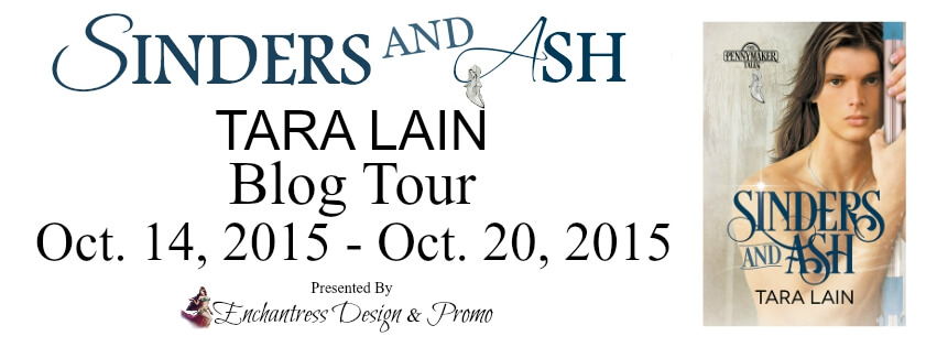 Blogtour Review: Sinders and Ash - Tara Lain