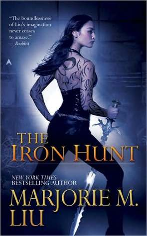 Review: The Iron Hunt – Marjorie M. Liu