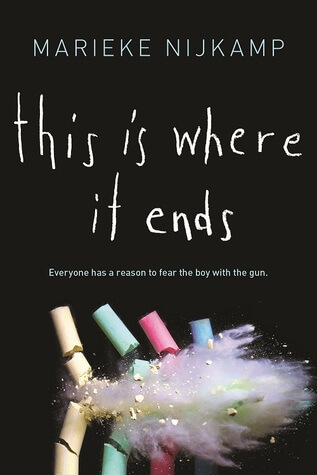 Review: This Is Where It Ends – Marieke Nijkamp