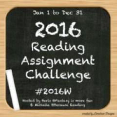 2016 Homework Challenge - (un)Conventional Bookviews