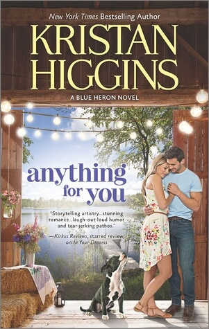 Review and Giveaway : Anything For You – Kristan Higgins