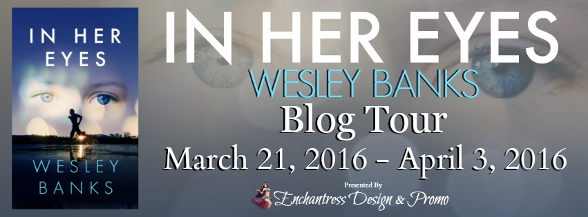 Blogtour Review: In Her Eyes - Wesley Banks