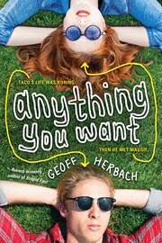 Review: Anything You Want – Geoff Herbach