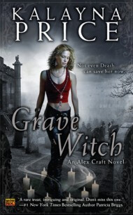 Grave Witch cover - (un)Conventional Bookviews