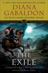 Outlander / The Exile cover - (un)Conventional Bookviews