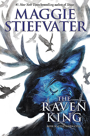 Review: The Raven King – Maggie Stiefvater