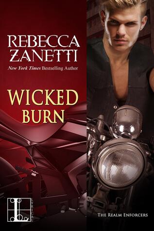 Review: Wicked Burn – Rebecca Zanetti