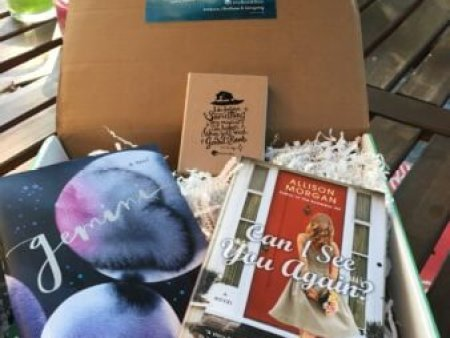 My Bookbox Bought Borrowed and Bagged - (un)Conventional Bookviews