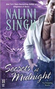 Secrets at Midnight cover - (un)Conventinonal Bookviews