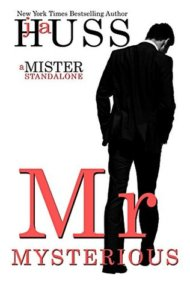 Mr Mysterious cover - (un)Conventional Bookviews