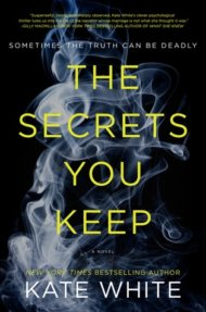The Secrets You Keep cover - (un)Conventional Bookviews