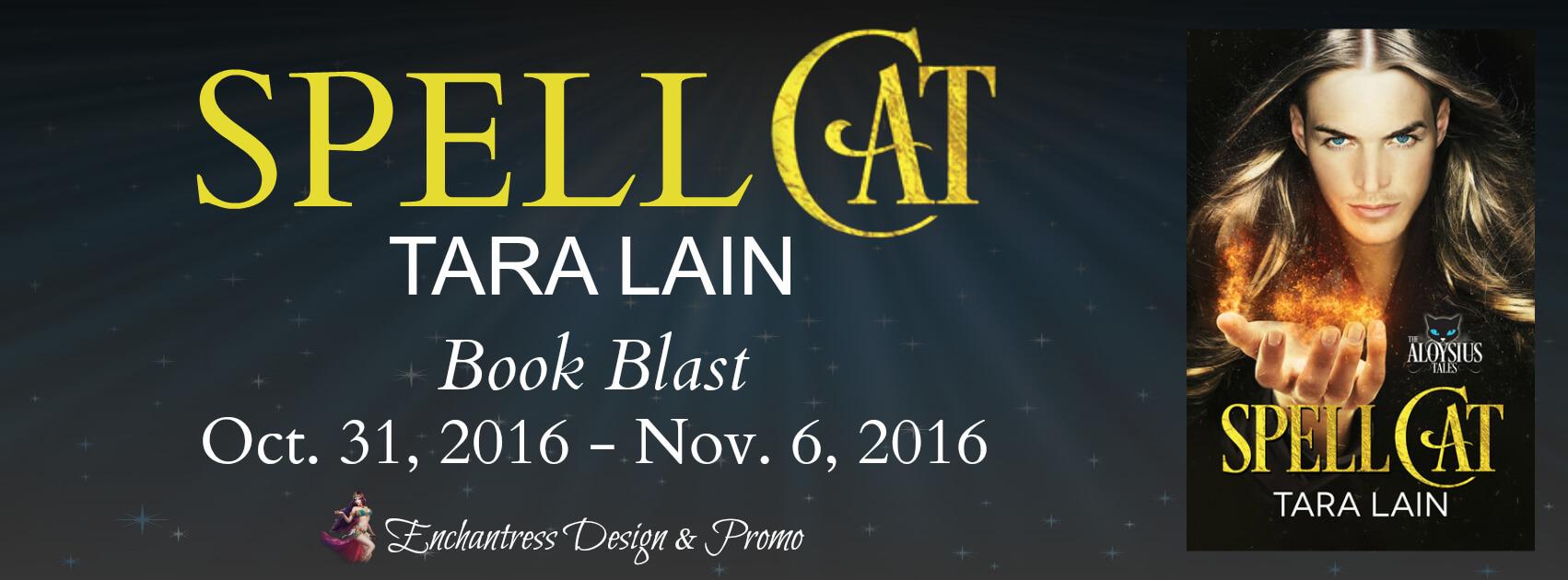 Blog tour Review: Spell Cat – Tara Lain
