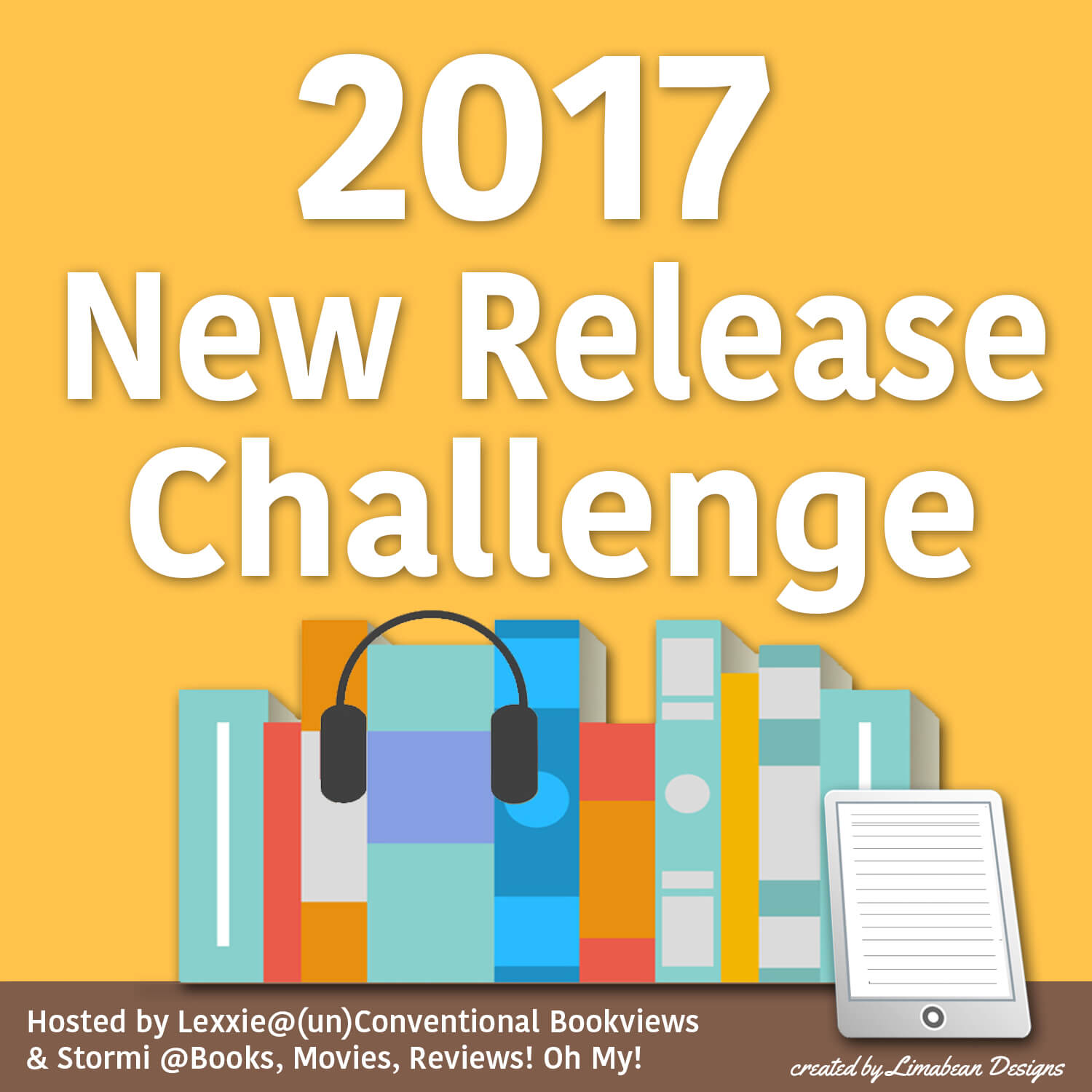2017 New Release Challenge Review Link-ups