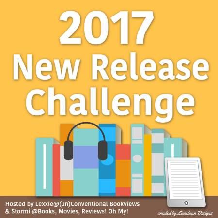 New Release Challenge 2017 - (un)Conventional Bookviews