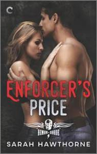 Enforcer's Price cover - (un)Conventional Bookviews - bought borrowed and wrap-up