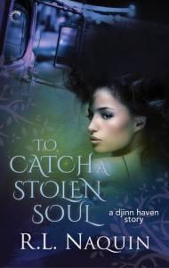 To Catch a Stolen Soul cover - (un)Conventional Bookviews