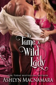 To Tame a Wild Lady cover - (un)Conventional Bookviews - bought bagged and wrap-up