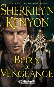 Born of Vengeance cover - (un)Conventional Bookviews - Weekend Wrap-up